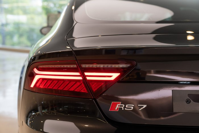 2016 Audi RS7 performance 4G MY16 Four Wheel Drive BLACK