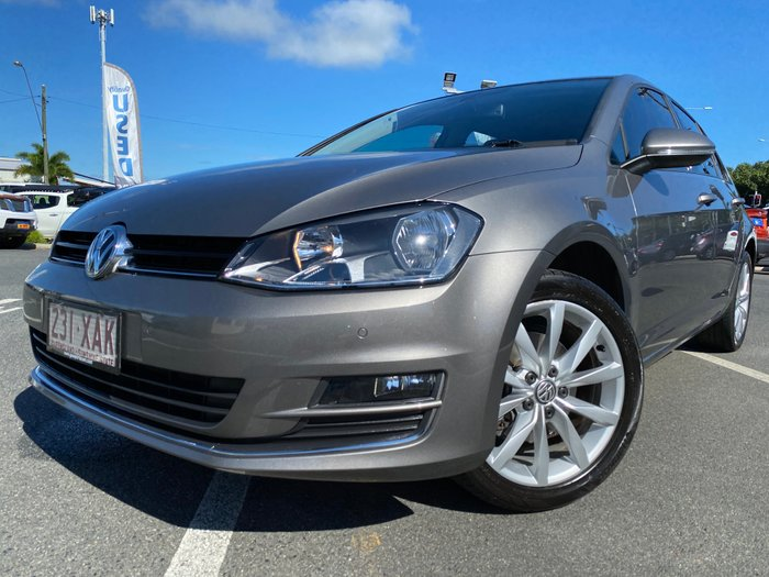 2015 Volkswagen Golf 103TSI Highline 7 MY15 GREY