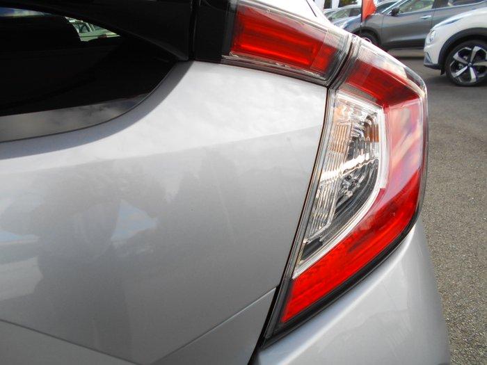 2019 Honda Civic VTi 10th Gen MY19 SILVER