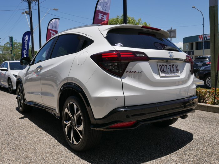 2019 Honda HR-V RS MY19 WHITE ORCHID