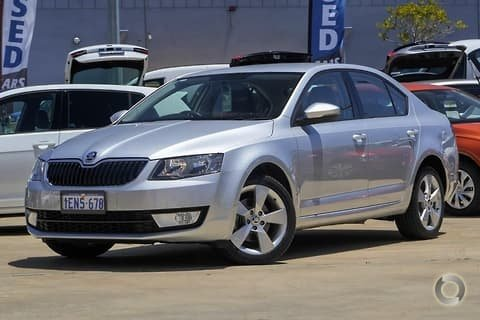 2014 SKODA Octavia Ambition 103TSI NE MY14 Brilliant Silver Metallic