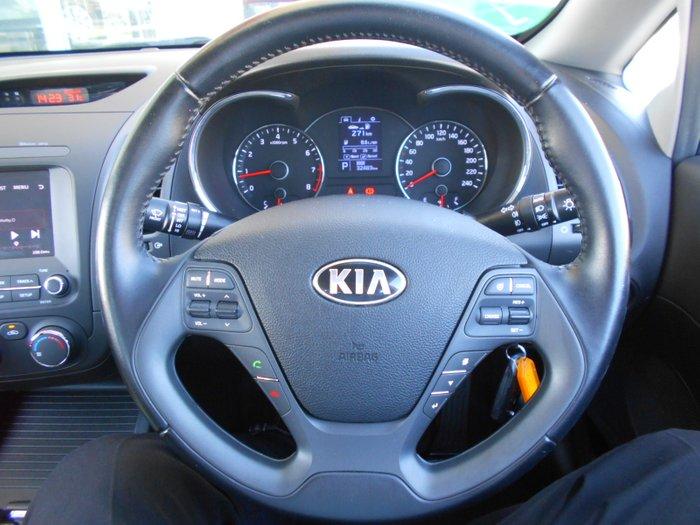 2015 Kia Cerato S Premium YD MY15 RED