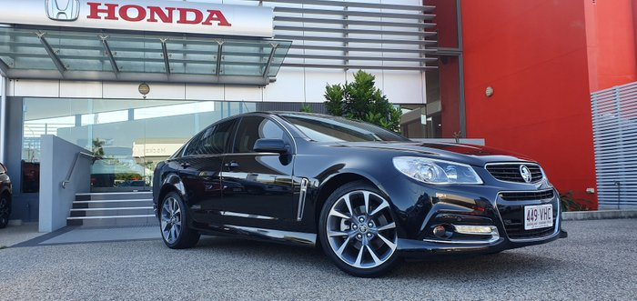 2014 Holden Commodore SS VF MY14 BLACK
