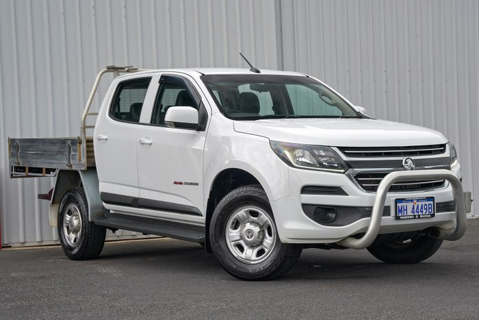 2017 Holden Colorado LS RG MY17 4X4 Dual Range