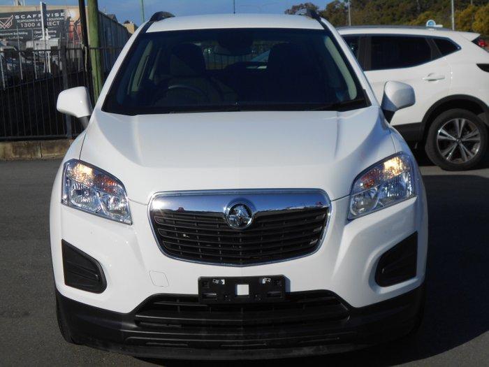 2016 Holden Trax LS TJ MY16 WHITE