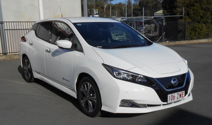 2020 Nissan LEAF STD