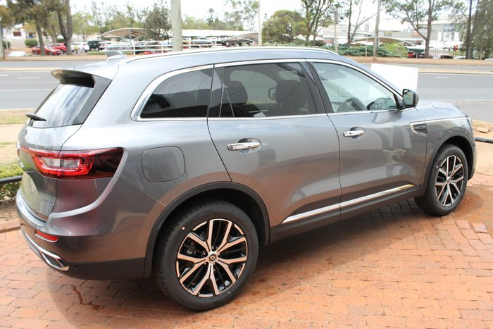 2019 Renault Koleos Intens HZG MY20 Grey - Metallic