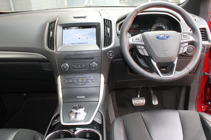 2019 Ford Endura ST-Line CA MY19 RUBY RED