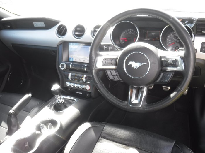 2016 Ford Mustang GT FM GREY