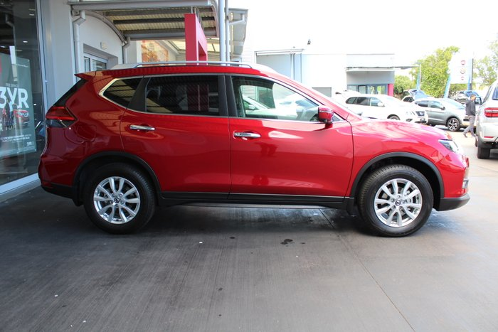 2019 Nissan X-TRAIL ST-L T32 Series II 4X4 On Demand RUBY RED