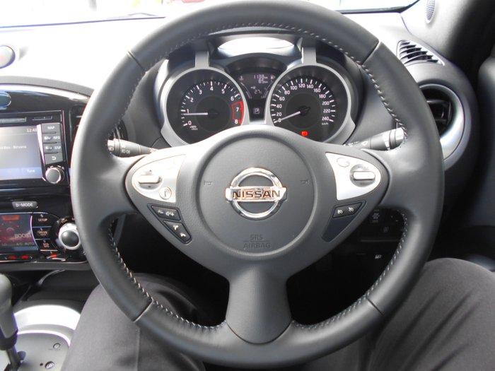 2018 Nissan JUKE Ti-S F15 MY18 4X4 On Demand GREY