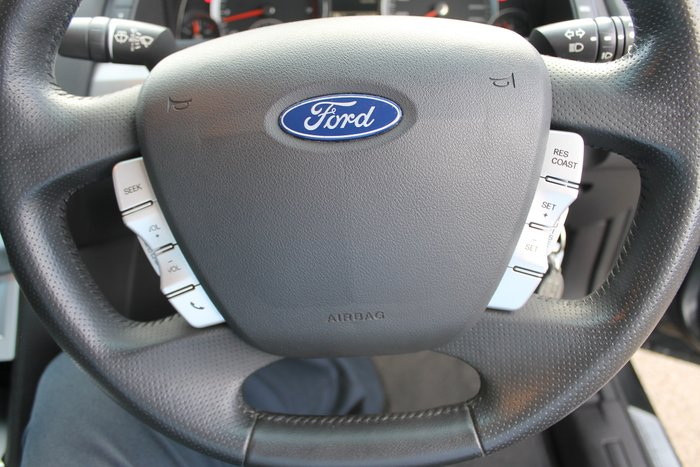 2008 Ford Performance Vehicles GT FG GREY