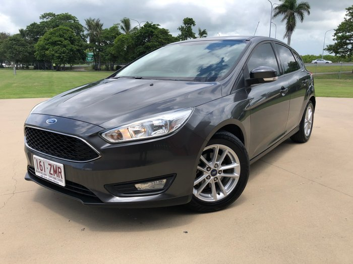 2015 Ford Focus Trend LZ GREY