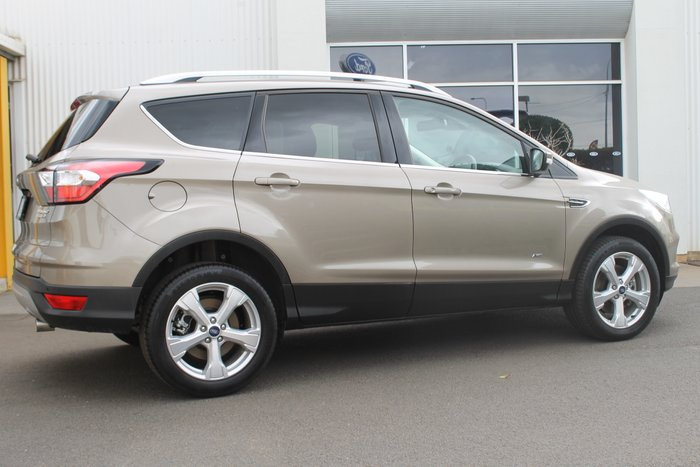 2019 Ford Escape Trend ZG MY19.25 4X4 On Demand DIFFUSED SILVERPN4FW