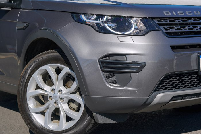 2017 Land Rover Discovery SD4 SE Series 5 MY17 4X4 Dual Range GREY