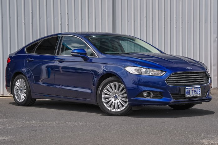 2016 Ford Mondeo Trend MD BLUE