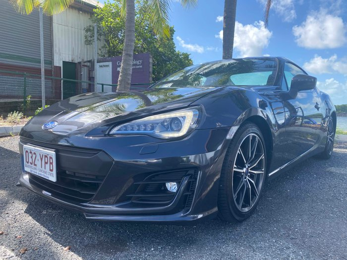 2018 Subaru BRZ Z1 MY18 GREY