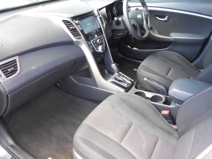 2015 Hyundai i30 Active GD4 Series II MY16 GREY
