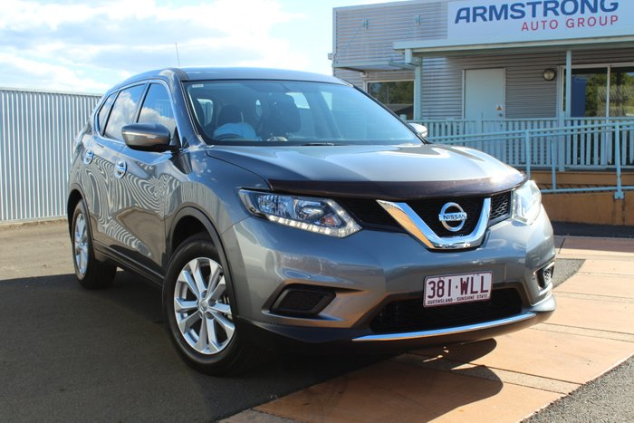 2016 Nissan X-TRAIL TS T32 BLUE