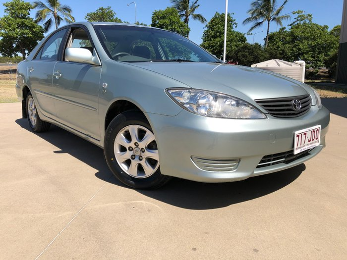 2005 Toyota Camry Altise MCV36R GREEN