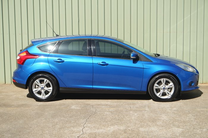 2014 Ford Focus LW MKII BLUE