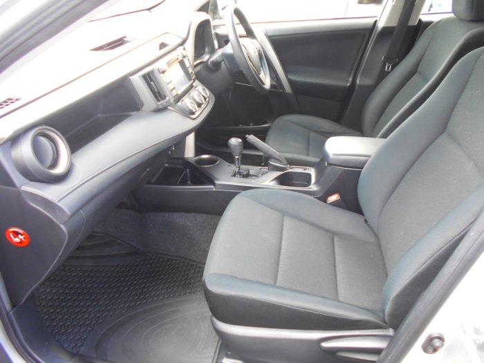 2015 Toyota RAV4 GX ALA49R MY14 4X4 On Demand SILVER