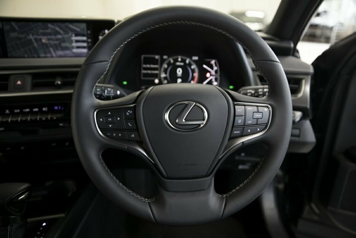 2019 Lexus Ux UX200 Luxury MZAA10R GRAPHITE BLACK