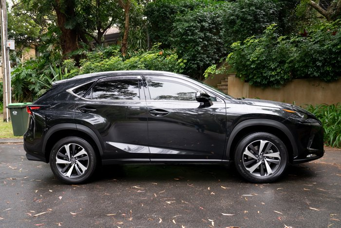 2018 Lexus NX NX300 Sports Luxury AGZ15R 4X4 On Demand BLACK