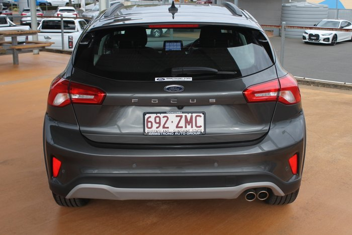 2019 Ford Focus Active SA MY19.75 MAGNETIC