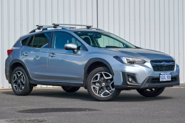 2019 Subaru XV 2.0i-S G5X MY19 Four Wheel Drive ICE SILVER
