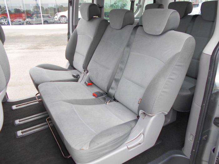 2015 Hyundai iMax TQ-W TQ-W MY15 SILVER