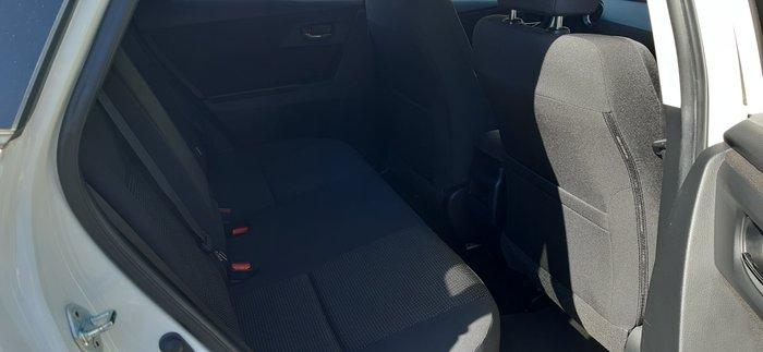 2013 Toyota Corolla Ascent Sport ZRE182R GLACIER WHITE