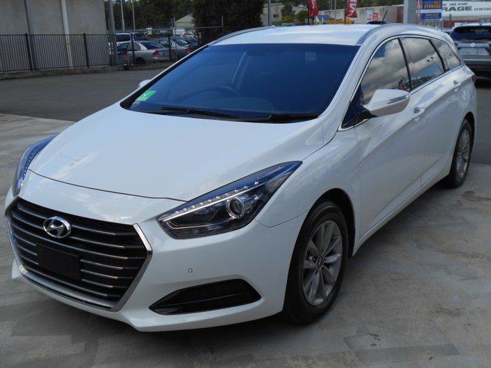 2016 Hyundai i40 Active VF4 Series II WHITE
