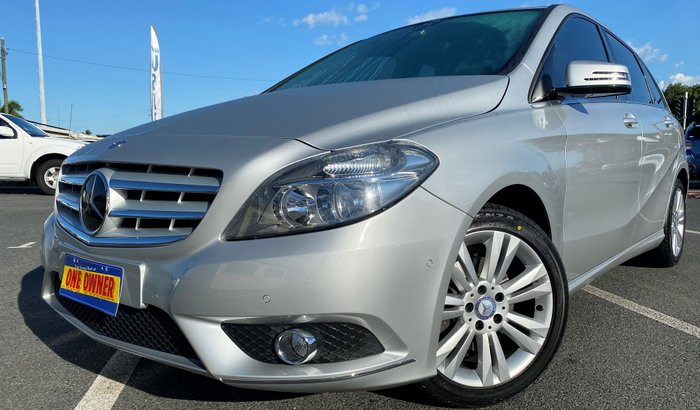 2013 Mercedes-Benz B-Class B200 BlueEFFICIENCY W246