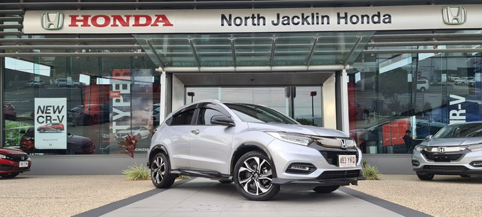 2018 Honda HR-V RS MY18 SILVER