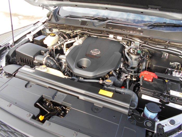 2021 Nissan Navara SL D23 4X4 Dual Range SILVER