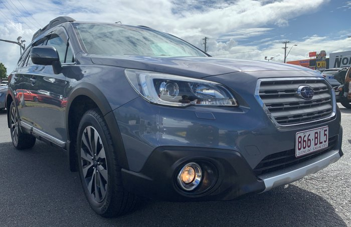2016 Subaru Outback 3.6R 5GEN MY16 AWD GREY