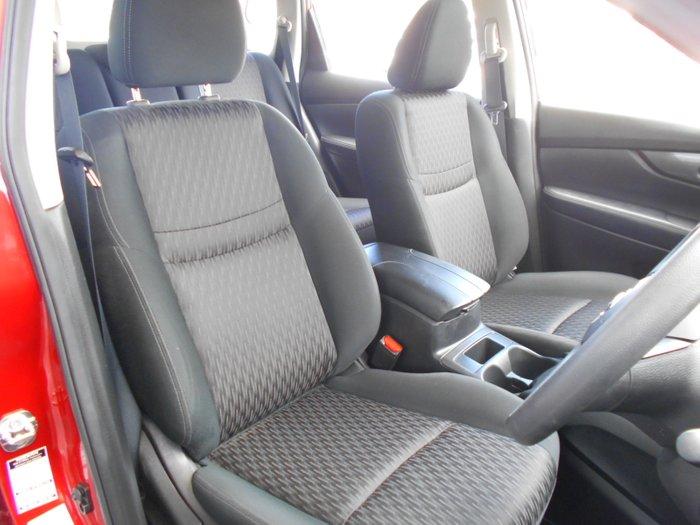 2020 Nissan X-TRAIL ST T32 Series II RED