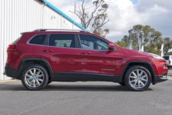 2015 Jeep Cherokee Limited KL MY15 4X4 On Demand RED