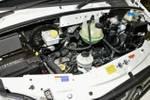 2017 LDV V80 MID ROOF LONG WHEELB MY17 BLANC WHITE