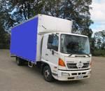 Hino FD 1124-500 Series
