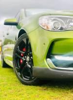 2015 Holden Commodore SS V Redline VF MY15 GREEN