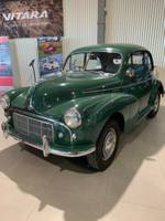 1954 Morris Minor null (No Series) Green