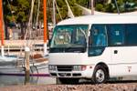 2019 FUSO ROSA DELUXE AUTO MINI COACH AUST#1 FOR 12 YEARS^ null null White