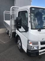 2019 Fuso Canter 515 FEA21CR3SFAC White