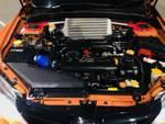 2013 Subaru Impreza WRX G3 MY13 Four Wheel Drive ORANGE