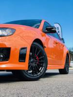 2013 Subaru Impreza WRX G3 MY13 Four Wheel Drive ORANGE