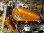 2012 Harley-Davidson FLSTF FAT BOY