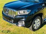 2018 LDV T60 LUXE T60 D/CAB 5S LUXE UTE 6A OBSIDIAN BLACK OBSIDIAN BLACK