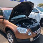 2013 SKODA Yeti 77TSI 5L MY13 Orange